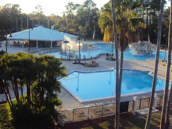 Piscina Picture Of Wyndham Lake Buena Vista Disney Springs Resort Area Orlando Tripadvisor