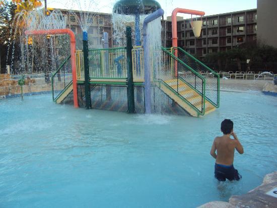 Wyndham Lake Buena Vista Disney Springs Resort Area: piscina para niños