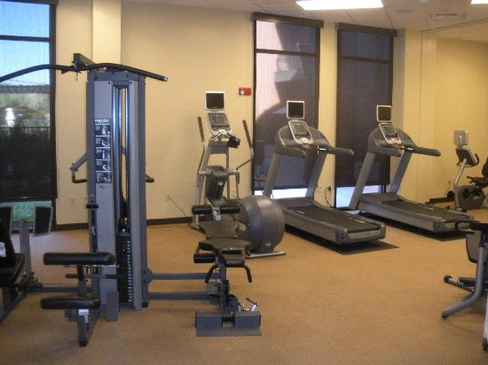 Desert Diamond Casino Hotel: Fitness room