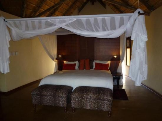 Shishangeni Private Lodge: camera