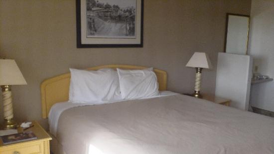Motel 6 Vista : BVI Vista CA 201210 King Bed1
