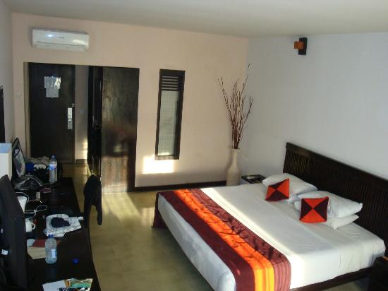 The Lokha Legian Resort & Spa: Our room