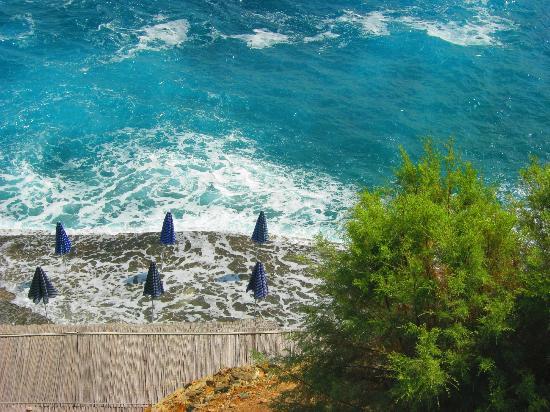Peninsula Resort & Spa : plage de l'hotel