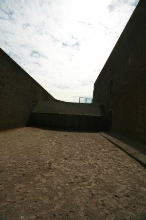 Fort Napoleon : Between the two fortified walls