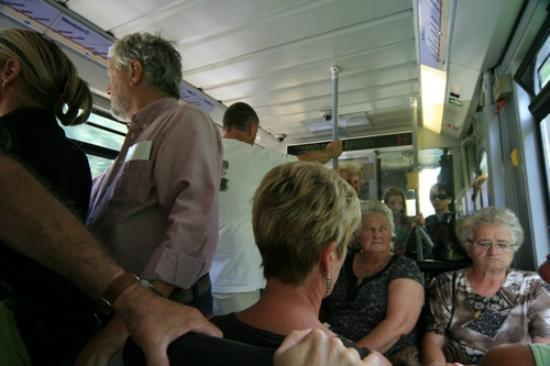 The Kusttram : When the tram is really full