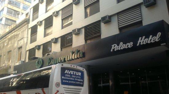Esmeralda Palace Hotel: Entrada de Hotel