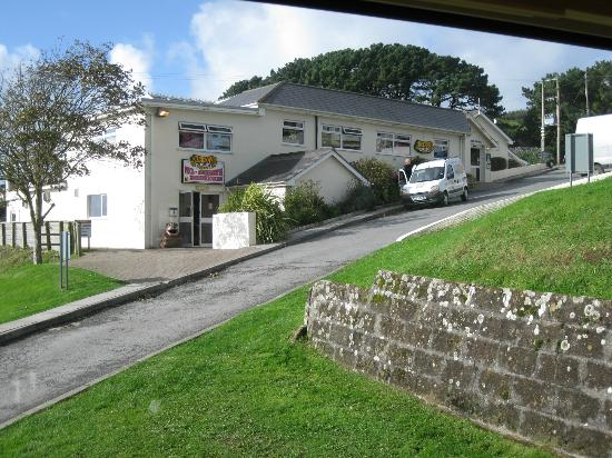 Woolacombe Sands Holiday Park: the club house