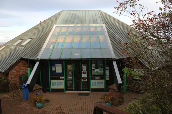 Montrose Basin Visitor Centre, Scottish Wildlife Trust