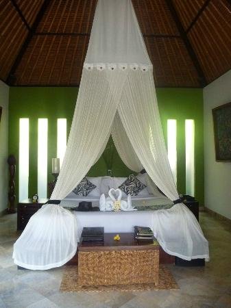 KajaNe Mua Private Villa & Mansion: Stunning bed