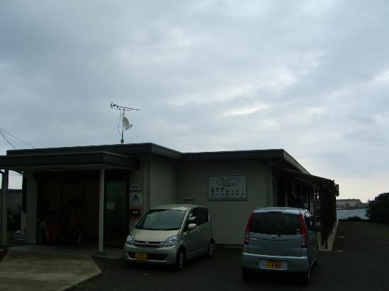 Yakushima Youth Hostel: 外観