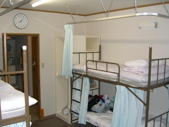Yakushima Youth Hostel: 客室
