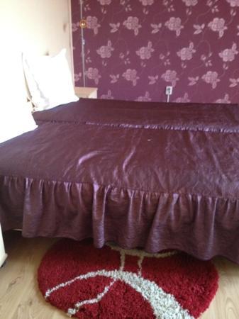 Pensiunea Brici: room in nice colours 