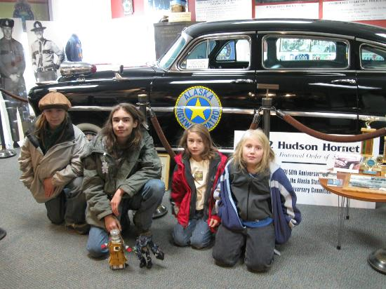 Alaska Law Enforcement Museum: Hogboys give the museum a 10!