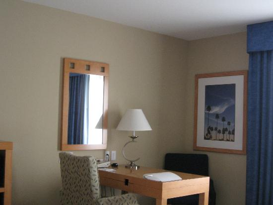 Hampton Inn & Suites Madera: Room View