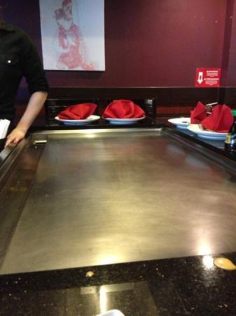 Tokyo Japanese Steak House & Sushi Bar: yummy