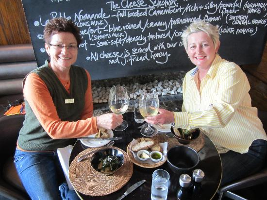 Zest Food Tours of Auckland: Fantastic end to a great day!