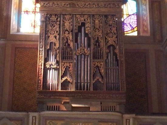 La Terrazza B&B: Cattedrale - Organo a canne