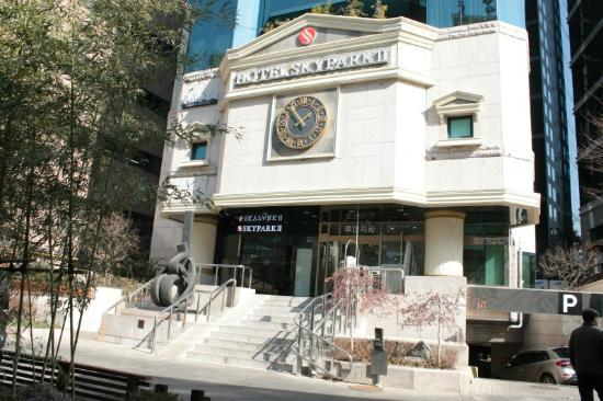Hotel Skypark Myeongdong II: 外観