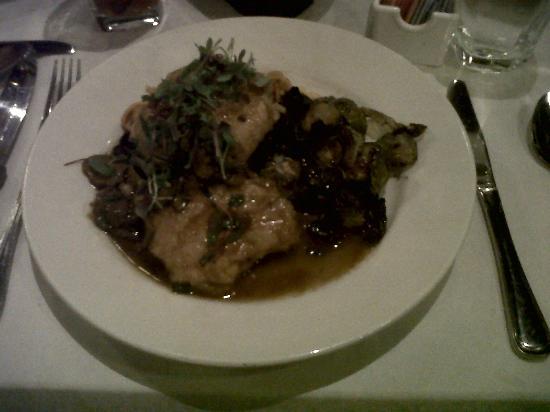 Iozzo's Garden of Italy: Chicken Marsala