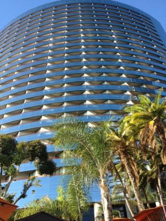Marriott Marquis San Diego Marina: stunning building