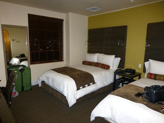 Hotel Andaluz: Suite #1
