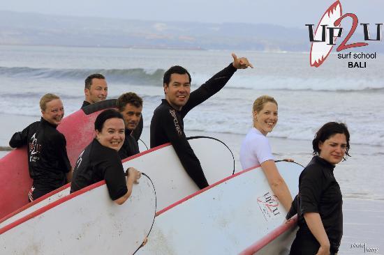 UP2U Surf School Bali : UP2U SURF SCHOOL - BALI