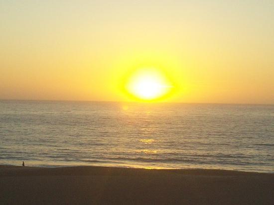 Adega Oceano: sunset