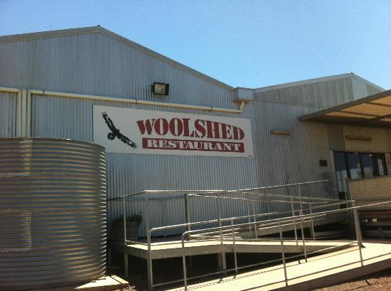 Woolshed Restaurant