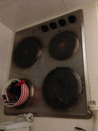 StayINN Motel : stove