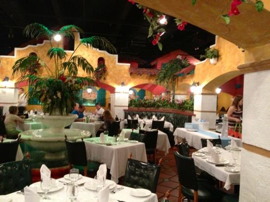 El Novillo Restaurant Dinner Menu