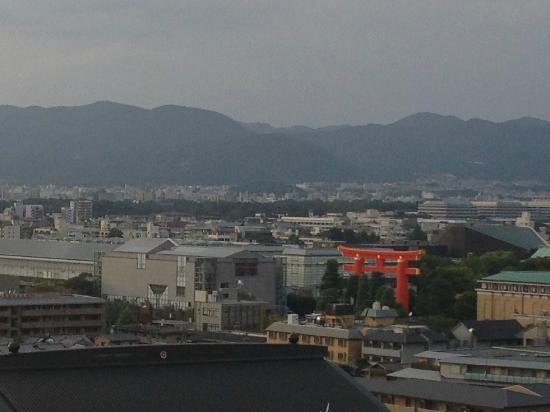 The Westin Miyako Kyoto: view from room