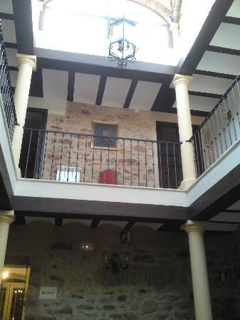 Hotel Palacio del Intendente: vue du patio