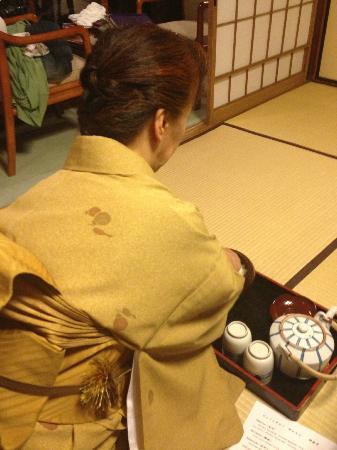 Hiiragiya Bekkan: the lady that helped