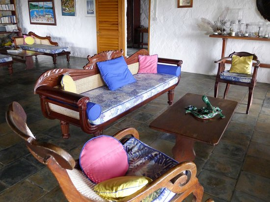 Sugar Reef Bequia : Great Room at French House, Sugar Reef