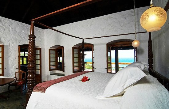 Sugar Reef Bequia : Master Bedroom at Sugar Reef's French House
