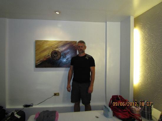Gran Prix Boracay Hideaway: inside my secure room