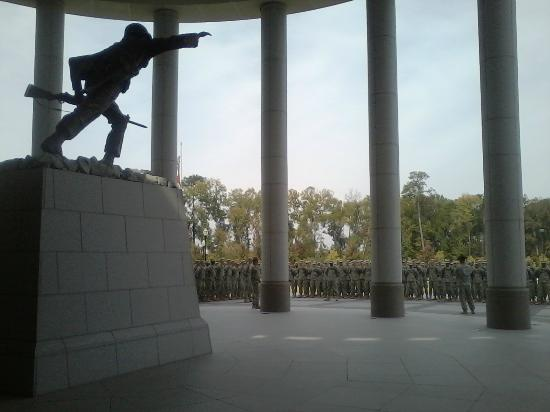 National Infantry Museum and Soldier Center: Recruits