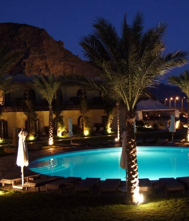 Dahab Paradise: вечерело. снимала с балкона