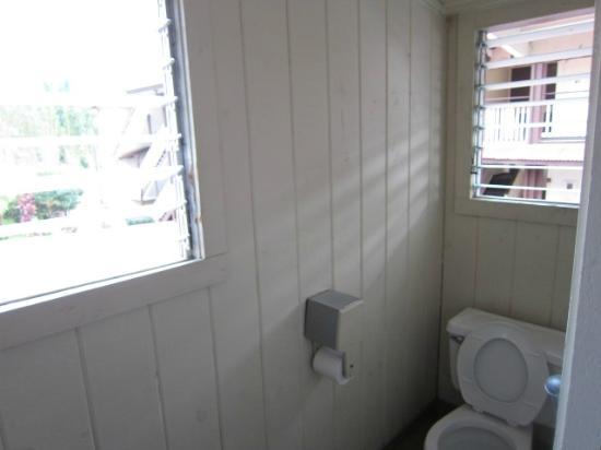 Manago Hotel: 私お気に入りの本館トイレ。(男子用です)