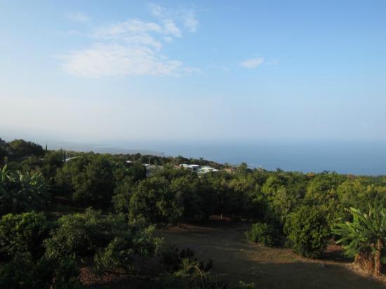 Manago Hotel: 部屋からの眺め。ケアラケクア湾です。