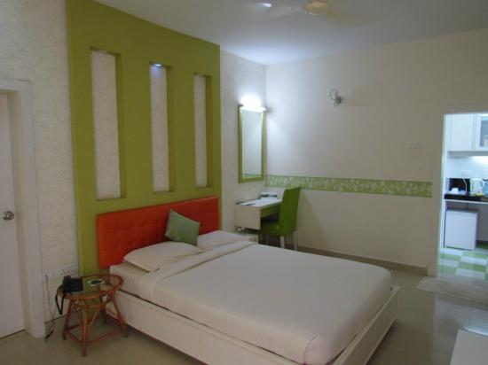 Panoramic Sea Resort: Bedroom
