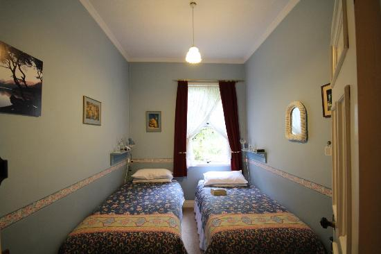 The Old Ferry Hotel Bed & Breakfast: Twin bedroom