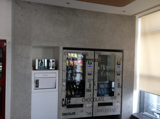 Formule1 Greater Noida Hotel: you can buy stuff from there