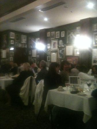 Agatha's Mystery Theater: shot of part of the dinning