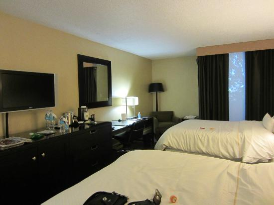 The Westin Dallas Fort Worth Airport: Standard room
