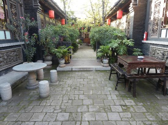 Pingyao Cheng Jia Hotel : Dining area
