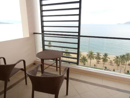 Novotel Nha Trang: Balcony