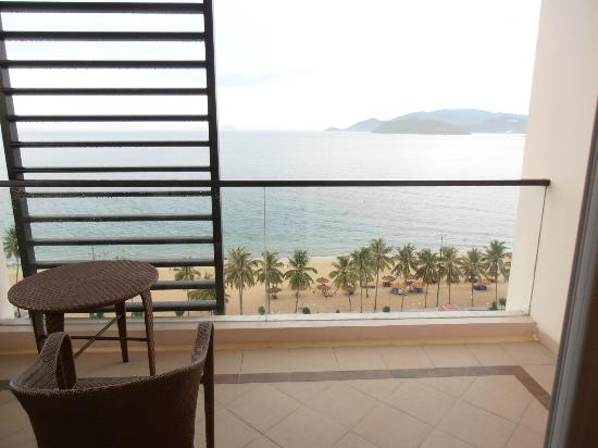 Novotel Nha Trang: View from balcony