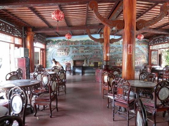 Thanh Binh III Hotel: Breakfast Room