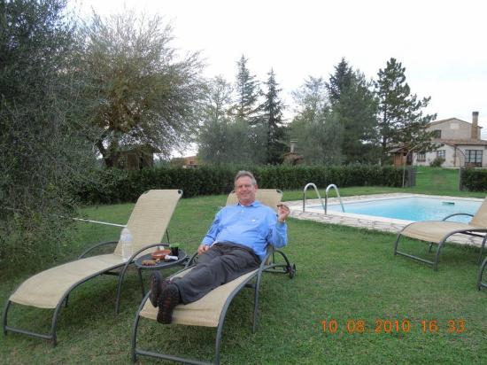 Agriturismo Il Vecchio Maneggio: pool area